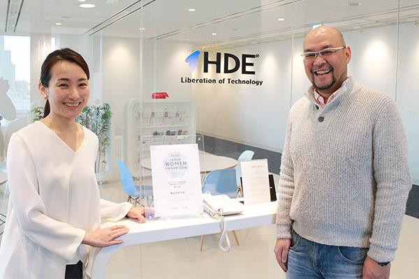 株式会社HDE_サクセスストーリーのサムネイル